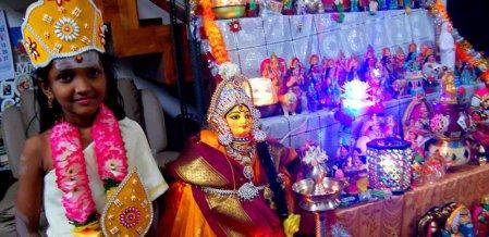 நாகர்கோவிலில் களைகட்டிய விஜயதசமி நவராத்திரி விழா கொண்டாட்டம் படங்கள் ராராம்குமார்