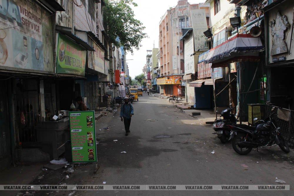 பரபர சென்னை தீபாவளியன்று எப்படி இருந்தது... பெசன்டர் நகர் டு தி.நகர் ஒரு விசிட்! படங்கள்: தா அபினேஷ்
