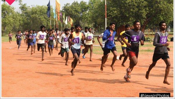 திருச்சி - ராணுவப் பணியிடத் தேர்வில் பங்கேற்ற இளைஞர்கள்... கந்தசஷ்டி தேரோட்டம்... #NewsInPhotos