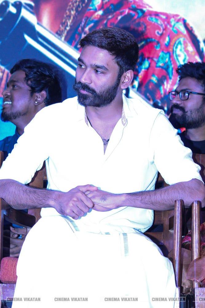 மாரி 2 படவிழாவில் தனுஷ் ரியாக்ஷன்ஸ்.... படங்கள்: வள்ளிசௌத்திரி ஆ