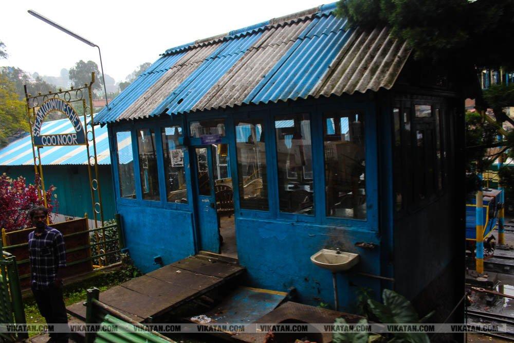 உதகை - மேட்டுப்பாளையம் நீலகிரி மலை ரயிலில் ஜிலு ஜிலு இயற்கை பயணம்: படங்கள்: ஆயிஷா அஃப்ரா ஷே
