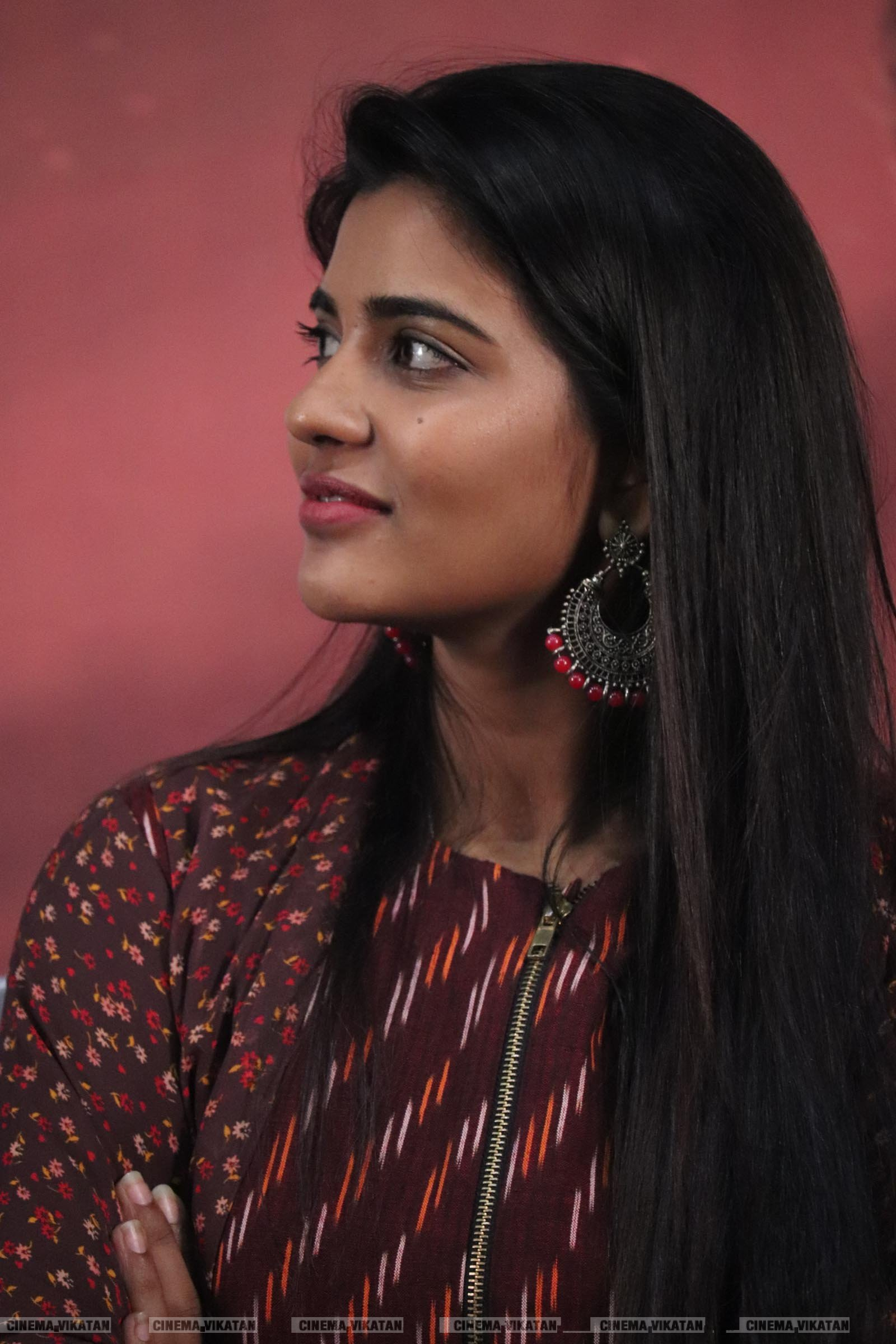 ஐஸ்வர்யா ராஜேஷ் 'கனா' பட நிகழ்ச்சியில்... படங்கள்:  ராகேஷ் பெ