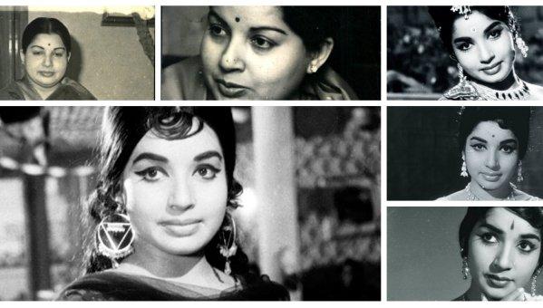ஜெயலலிதாவின் வின்டேஜ் புகைப்படங்கள். தொகுப்பு குமரேசன்