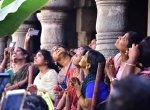 திருவாரூர் தியாகராஜர் ஆலயத்தில் விமரிசையாக நடைபெற்ற கொடியேற்றம்...  படங்கள்: கண்ணன் ர