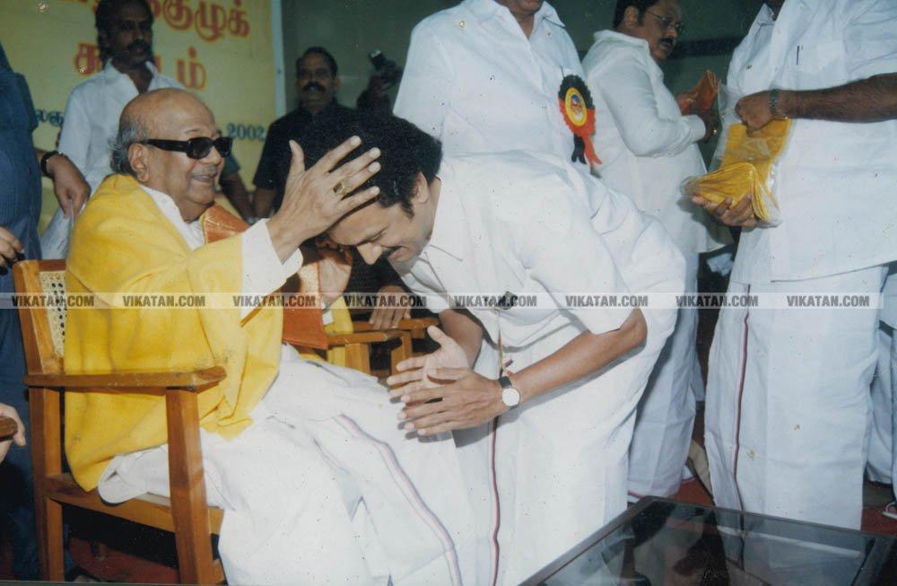 இளைஞரணி டூ தி.மு.க. தலைமை... மு.க.ஸ்டாலினின் சிறப்பு புகைப்படத் தொகுப்பு! #HBDStalin   படங்கள்: சு.குமரேசன்