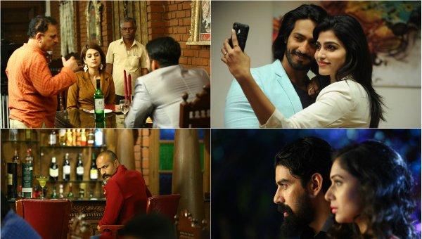 சாய் தன்ஷிகா நடித்திருக்கும் 'உச்சக்கட்டம்' படத்தின் ஸ்டில்ஸ்