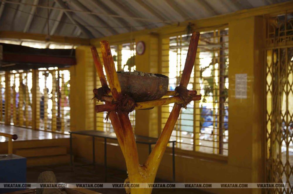 மஞ்சள் மாநகரம் மஞ்சளால் நனைந்தது கம்பம் எடுக்கும் விழா கோலாகலம்... சிறப்பு தொகுப்பு