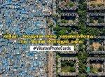 இதோ... இதுதான் அந்த 'வறுமைக்கோடு'... ஒரு ட்ரோன் சொல்லும் கதை! #VikatanPhotoCards
