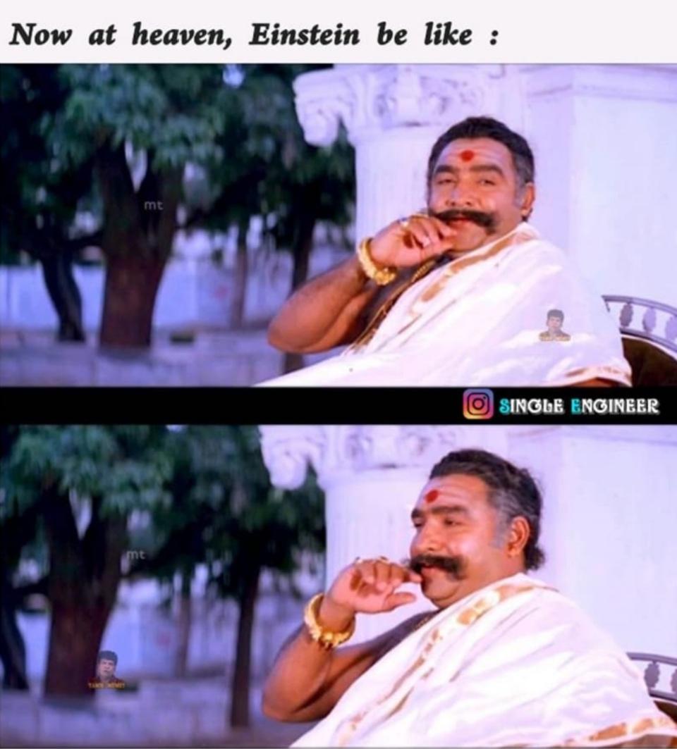 'பிளாக்ஹோல்ன்னா அப்டித்தான்னே இருக்கும்!' வைரல் மீம்ஸ்