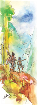 வீரயுக நாயகன் வேள் பாரி - 111 -சு.வெங்கடேசன் - சரித்திர தொடர் P100g1
