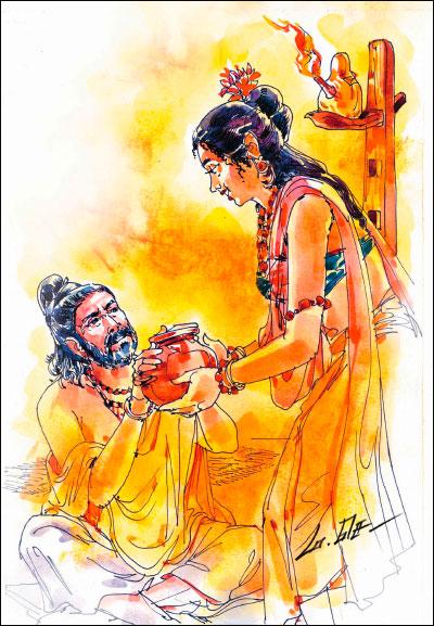 வீரயுக நாயகன் வேள் பாரி - 111 -சு.வெங்கடேசன் - சரித்திர தொடர் 83p5