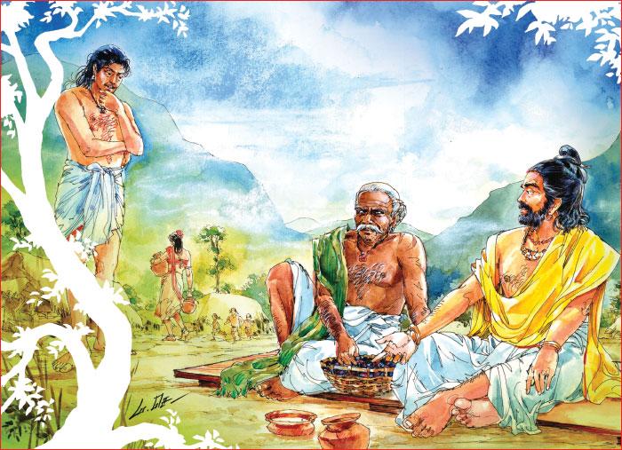வீரயுக நாயகன் வேள் பாரி - 111 -சு.வெங்கடேசன் - சரித்திர தொடர் P83a