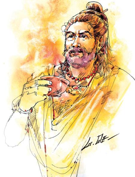 வீரயுக நாயகன் வேள் பாரி - 111 -சு.வெங்கடேசன் - சரித்திர தொடர் P83e