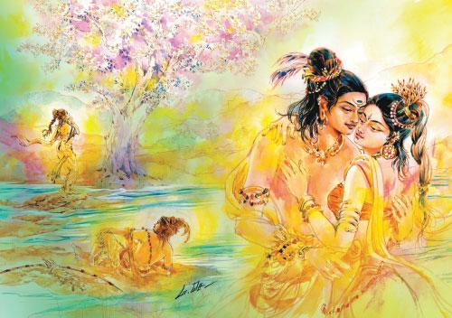 வீரயுக நாயகன் வேள் பாரி - 111 -சு.வெங்கடேசன் - சரித்திர தொடர் P83b