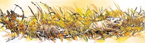 வீரயுக நாயகன் வேள் பாரி - 111 -சு.வெங்கடேசன் - சரித்திர தொடர் P83c2