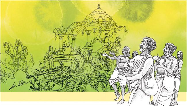 வீரயுக நாயகன் வேள் பாரி - 111 -சு.வெங்கடேசன் - சரித்திர தொடர் P115b