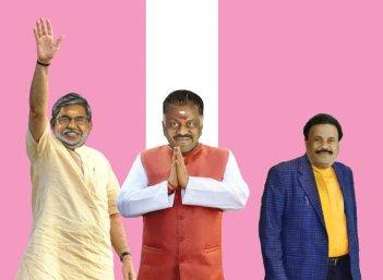 'முழுசா மாறி நிற்கும் சந்திரமுகி'கள்!