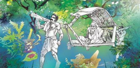 வீரயுக நாயகன் வேள்பாரி - 79