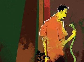 பித்தளை நாகம் - சிறுகதை