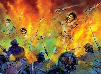 வீரயுக நாயகன் வேள்பாரி - 85