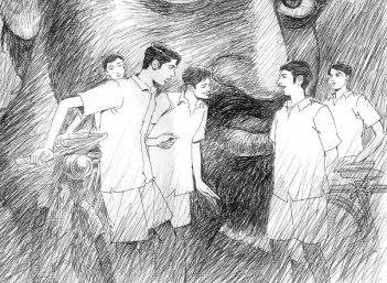 சயனைடு - சிறுகதை