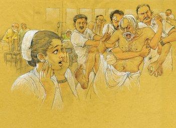 அன்பின் நிழல் - சிறுகதை