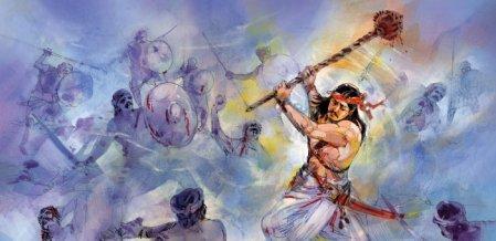 வீரயுக நாயகன் வேள்பாரி - 110