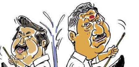எம்.ஜி.ஆரை மதிக்காத எடப்பாடி, பன்னீர்!