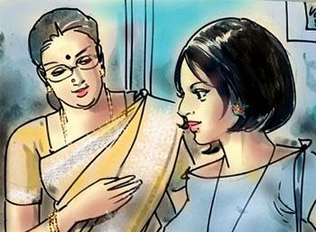 மனுஷி  - 15 - எது காவல்... மதிலா? மனமா?