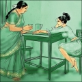மனுஷி - 16 - நம்பிக்கை செய்யும் மேஜிக்!