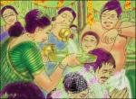 மனுஷி - பெண்மையின் நிறைவு போற்றும் சஷ்டியப்த பூர்த்தி வைபவம்!