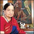 இந்தியாவின் முதல் பெண் பைலட் - சரளா தக்ரால்