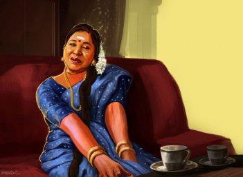 சதிலீலாவதி - நினைவோவியம்