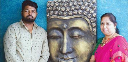 ஆயிரம் தாய்களின் அழகான சங்கமம்! - `லவ் குரு' ராஜவேலு