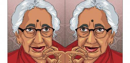 இந்தியாவின் முதல் பெண் விமானி - உஷா சுந்தரம்