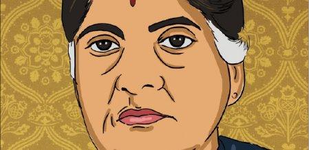 மத்திய சமூக நல வாரியத்தின் முதல் தலைவர்; தேசிய மகளிர் கல்வி கவுன்சிலின் முதல் தலைவர் - துர்காபாய் தேஷ்முக்