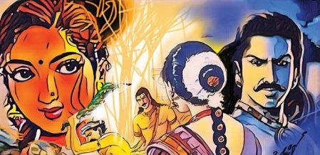 சோனமுத்து - தெய்வ மனுஷிகள்