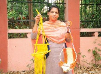நீங்களும் செய்யலாம்: ஜூலா தயாரிக்கலாம் ஜோரா சம்பாதிக்கலாம் - காளீஸ்வரி