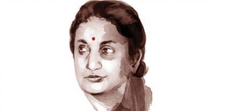 முதல் பெண்கள்: வி.எஸ்.ரமாதேவி