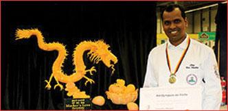 இட்லிக்கடையில் தொடங்கி இன்டர்நேஷனல் போட்டியில் ஜெயித்த கதை!