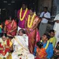 ஆயுளைப் பெருக்கும் ஆயுஷ்ய ஹோம திருமணங்கள்!