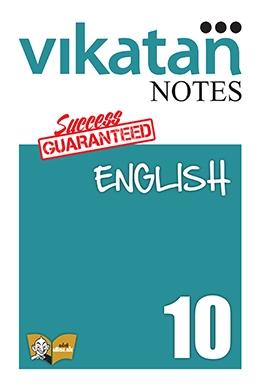 Vikatan Notes - English