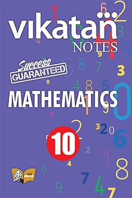 Vikatan Notes - Mathematics