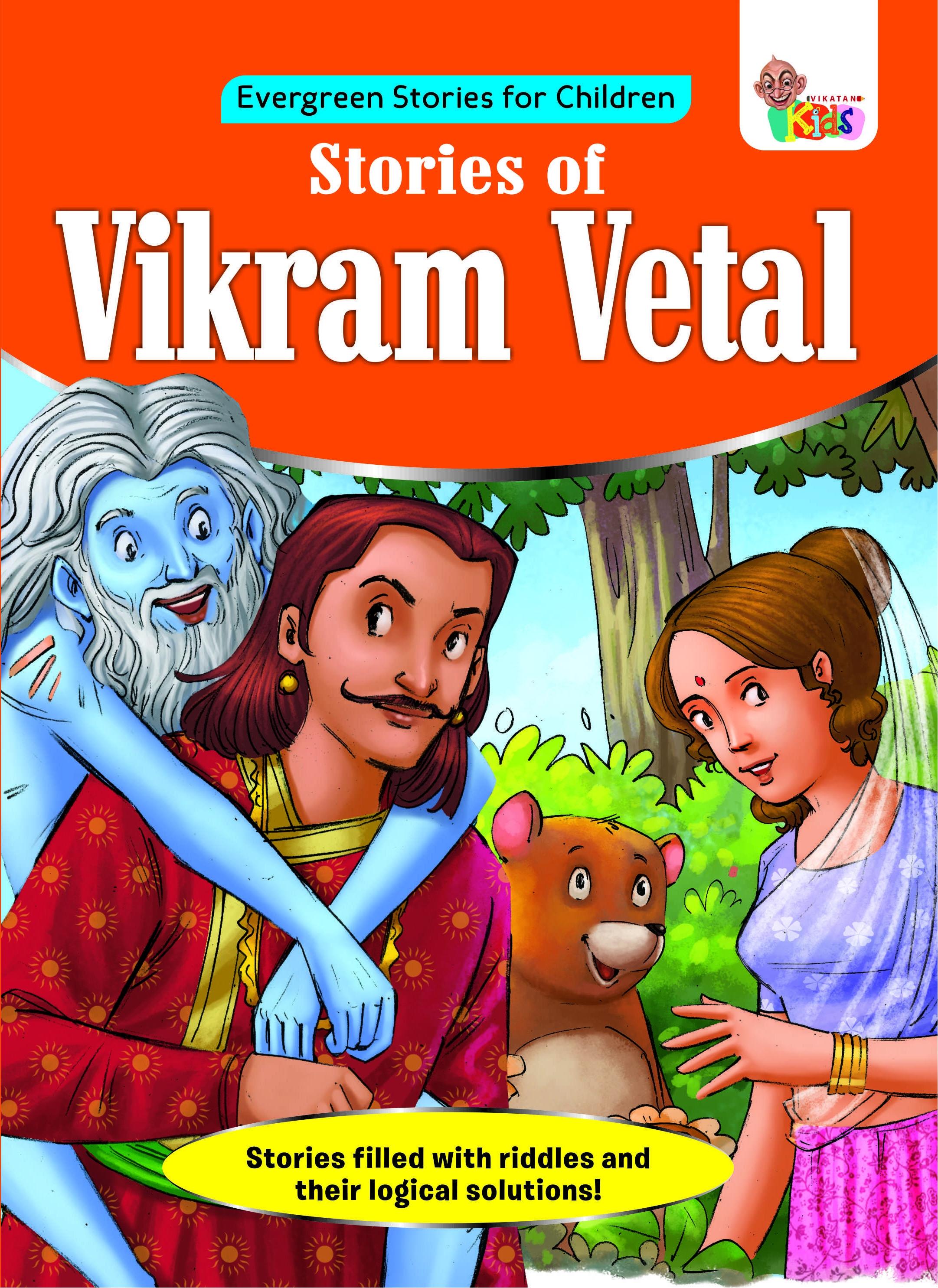 Stories of Vikram Vetal
