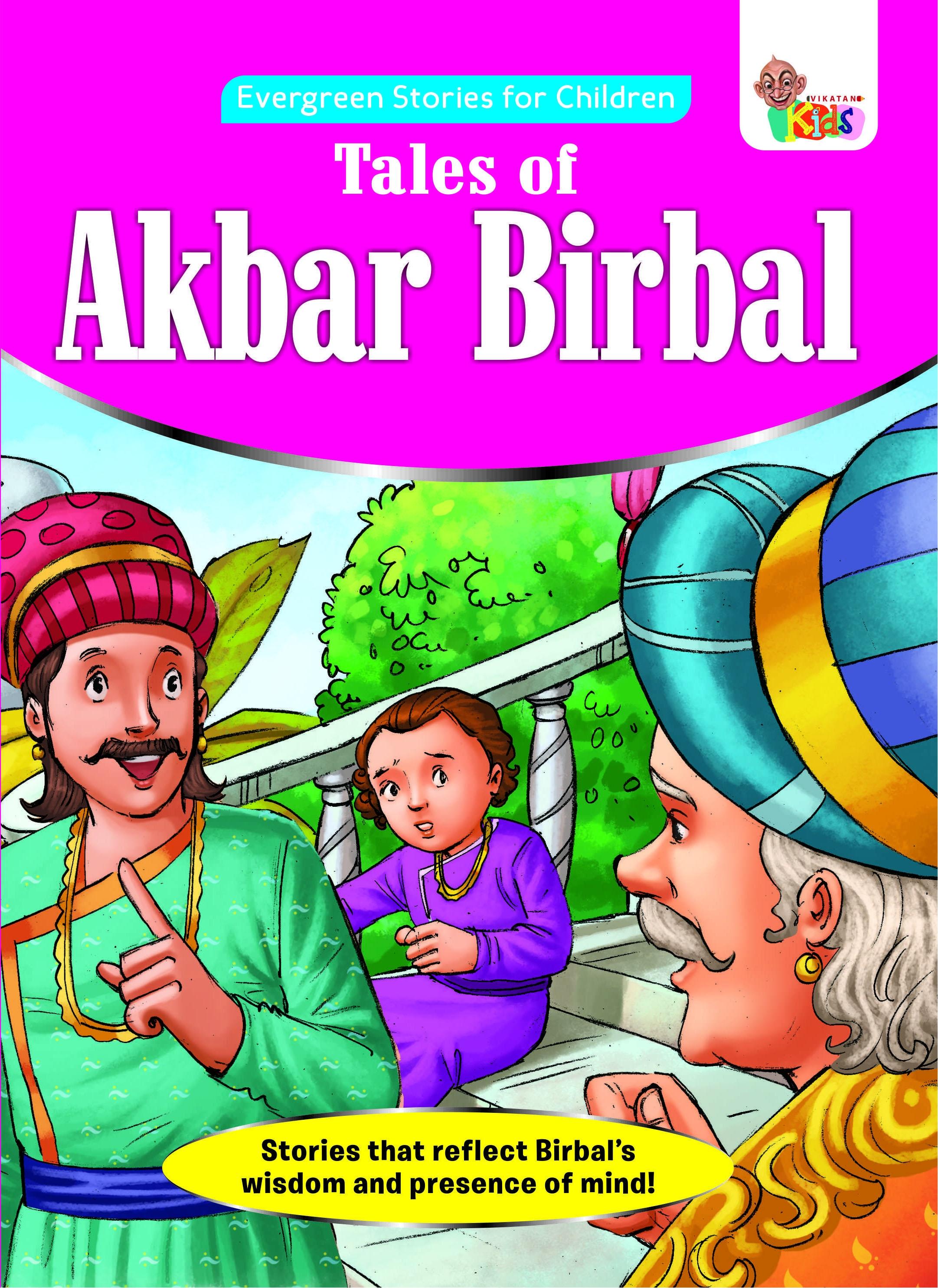 Tales of Akbar Birbal