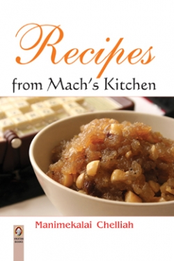 Recipes from Machs Kitchen