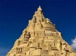 மெகா மணல் கோட்டை!