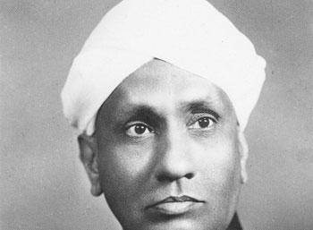 இயற்பியல் மேதை சர்.சி.வி.ராமன்