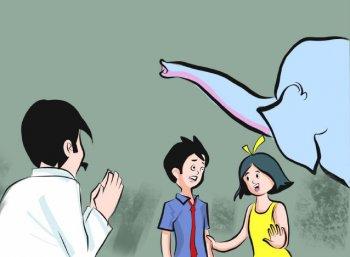 ராம், பரசுராம் - ஜீபாவின் சாகசம்