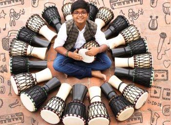 இசைக்கு ஓர் CEO... டிரம்ஸ் சர்கிள் சரண்